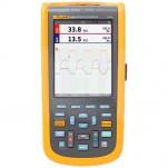 Fluke 124B/S (с футляром) - промышленный портативный осциллограф (40 МГц)
