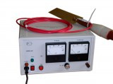 КВИС-40 - высоковольтная портативная испытательная установка для неразрушающего контроля изоляции электрических машин