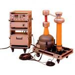 УИВ-100/20Т - переносная установка для испытания высоким напряжением