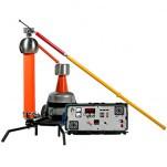 УИВ-100/7,5 - переносная установка для испытания высоким напряжением
