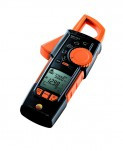 Testo 770-3 - токовые клещи с функцией измерения истинного СКЗ