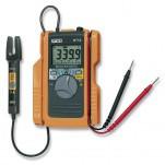HT12 - цифровой мультиметр карманный со встроенными токовыми клещами