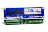 TDM-TR - прибор управления системой охлаждения трансформаторов 110 кВ