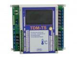 TDM-TS - прибор управления системой охлаждения трансформаторов