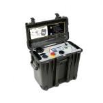HVA45TD - высоковольтная СНЧ установка для испытаний кабелей с изоляцией из сшитого полиэтилена c модулем измерения тангенса угла диэлектрических