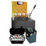 АИСТ 10 - аппарат для испытания электрооборудования и средств индивидуальной защиты (СИЗ) в комплекте с ванночкой