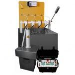 АИСТ 50/70 - аппарат для испытания электрооборудования и средств индивидуальной защиты (СИЗ) в комплекте с ванночкой