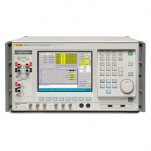 Fluke 6100B/50A/E/CLK - основной эталон электропитания с опциями Energy Counting, 50 A и Clock