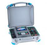 MI 3290 GX4 - анализатор заземления (комплект с двумя железными клещами и четырьмя гибкими клещами)