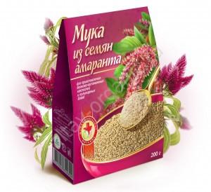 Мука из семян амаранта, 200 г