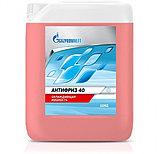 Антифриз-40 ГАЗПРОМ красный бочка 220 кг., фото 2