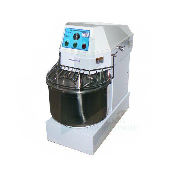Тестомес FoodAtlas HS-40 Eco 220В (спиральный)