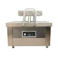 Вакуумный упаковщик FoodAtlas Eco DZ-400/2SC