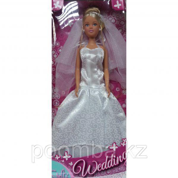 """Steffi в свадебном наряде""""Платье с узорами"""""""