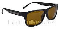 Очки солнцезащитные POLAROID с черной оправой