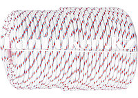 Фал плетеный из капрона 24 прядный, 10 мм бухта 100 м 700 КГС СИБРТЕХ 93967 (002)
