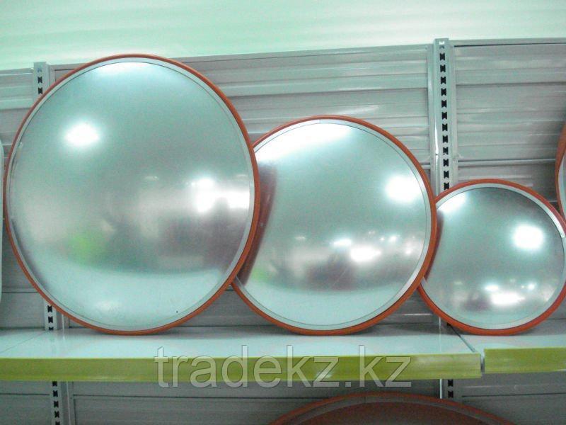 KLC-0080-2200 обзорное сферическое зеркало для помещений, д 800 мм