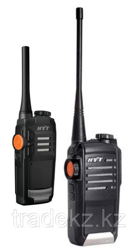 HYT TC-518, 400-470 МГц - носимая УКВ радиостанция