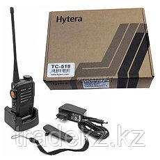 HYT TC-518, 400-470 МГц - носимая УКВ радиостанция , фото 3