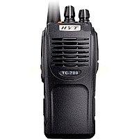 HYT TC-700, 400-470 МГц - носимая УКВ радиостанция