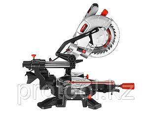 """Пила ЗУБР """"МАСТЕР"""" торцовочная, 210 мм, 1600 Вт, 4500 об/мин, лазер, удлинители стола, фото 2"""