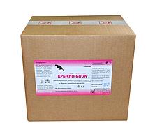 Отрава Крысин блок, 6 кг коробка