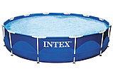 Intex Чаша для каркасного бассейна 366x76см, Metal Frame Pool, уп.1, фото 2