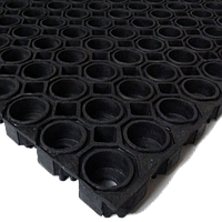 Коврики грязезащитные(ячеистые) RH 1000х1500х22 мм. 3шт/уп