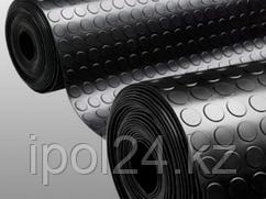 Дорожка из резины (монетка) 1.20м х 10м х 3 мм рул.1,5х10мх3мм