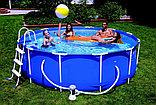Intex Чаша для каркасного бассейна 366x99см, Metal Frame Pool, уп.1, фото 2