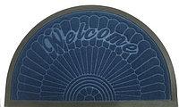 """Коврики напольные из ПВХ """"WELCOME"""" 400x600 мм. 20шт/уп Цвет -коричневый, черный, зеленый, серый, синий"""
