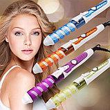 Спиральная плойка для завивки волос.Professional Hair Curler, фото 2