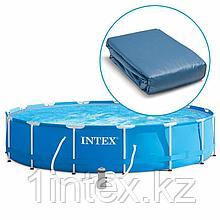 Intex Чаша для каркасного бассейна 457x91см, Metal Frame Pool, уп.1