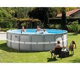 Intex Чаша для каркасного бассейна 488x122см, Ultra Frame Pool, уп.1, фото 2