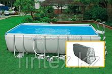 Intex Чаша для каркасного бассейна 549x274x132см, Rectangular Ultra Frame Pool, уп.1