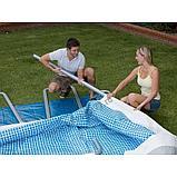Intex Чаша для каркасного бассейна 549x274x132см, Rectangular Ultra Frame Pool, уп.1, фото 3