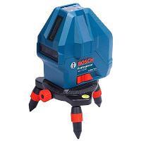 Линейный лазерный нивелир Bosch GLL 5-50 + мини штатив