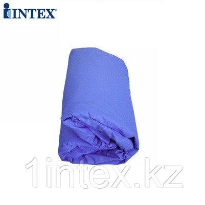 Intex Чаша для каркасного бассейна 732x132см, Metal Frame Pool, уп.1