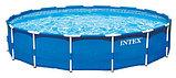 Intex Чаша для каркасного бассейна 732x132см, Metal Frame Pool, уп.1, фото 2