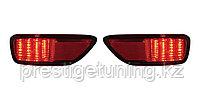 Задние LED вставки в бампер (1 вариант) Nissan Patrol Y62 2010-19