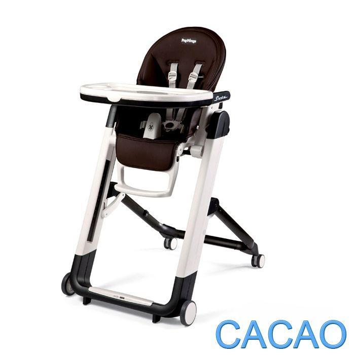 Детский стульчик Peg-Perego Siesta CACAO BL57