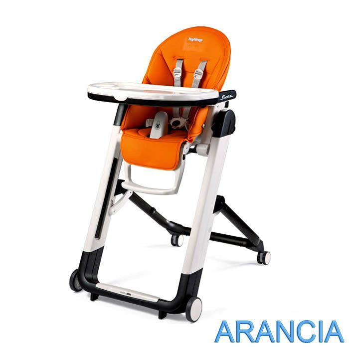 Детский стульчик Peg-Perego Siesta ARANCIA BL38