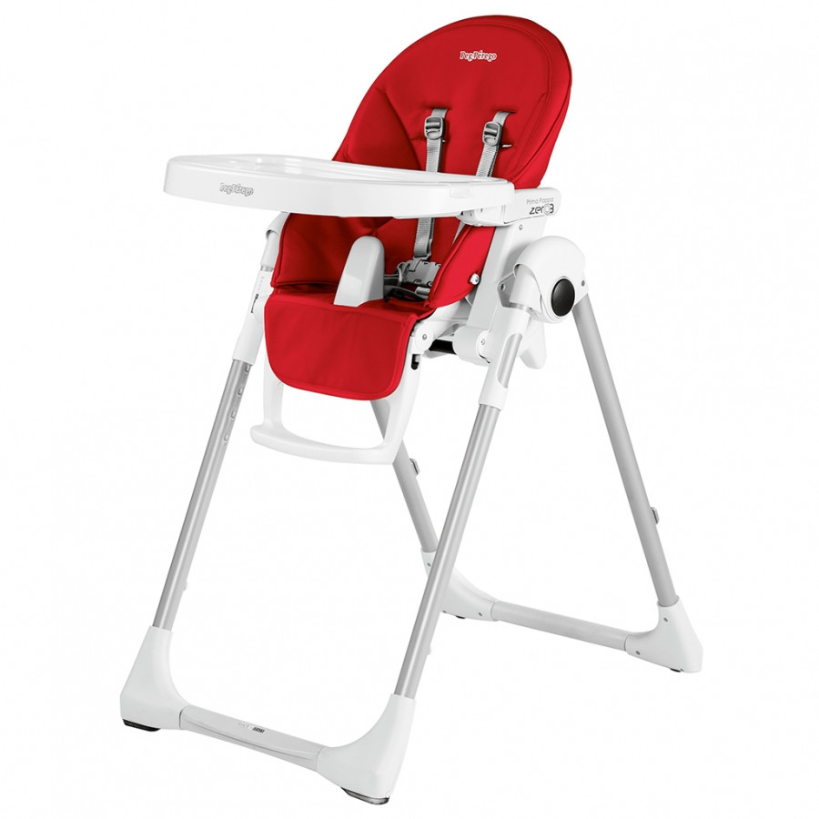 Детский стульчик Peg Perego Prima Pappa Zero-3 Fragola