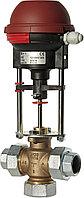 Клапан трехходовой  регулирующий резьбовой СV 316 RGA (15)