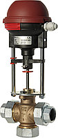 Клапан трехходовой  регулирующий резьбовой СV 316 RGA(25)