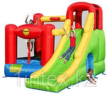 Детский надувной игровой центр (6в1) Happy Hop