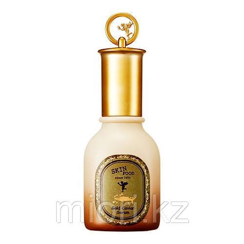 Омолаживающая сыворотка для лица SkinFood Gold Caviar Serum,30мл