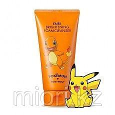 Осветляющая пенка для умывания Tony Moly Pokemon Fairi Foam Cleanser,150мл