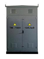 КТПН 1600-10(6)/0,4 наружная (киосковая) трансформаторная подстанция, фото 1