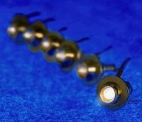 Led - светильник, 12 ламп, цвет золото, серебро  OVERSOL